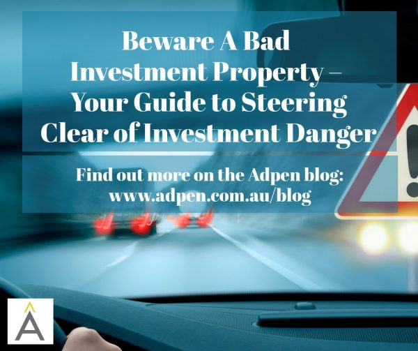 avoid bad investments | Adpen