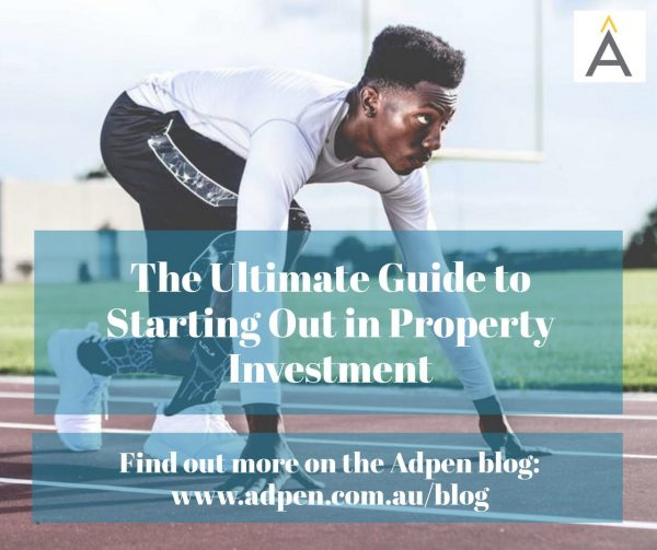 011 Guide for starting out in property investment