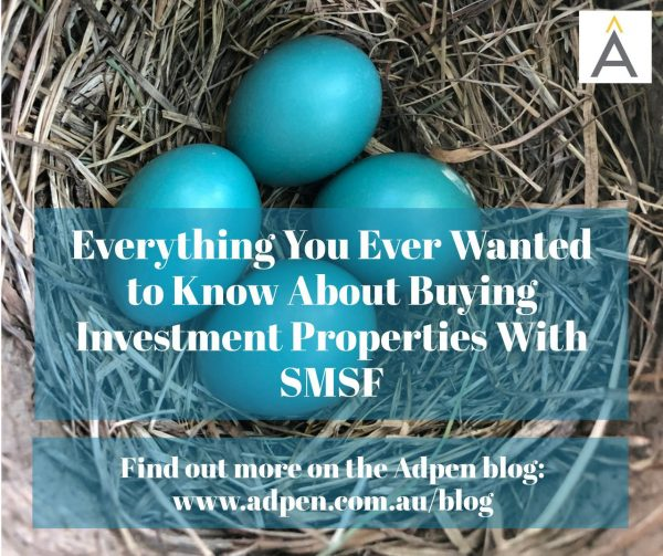 012 Buying investment properties with SMSF