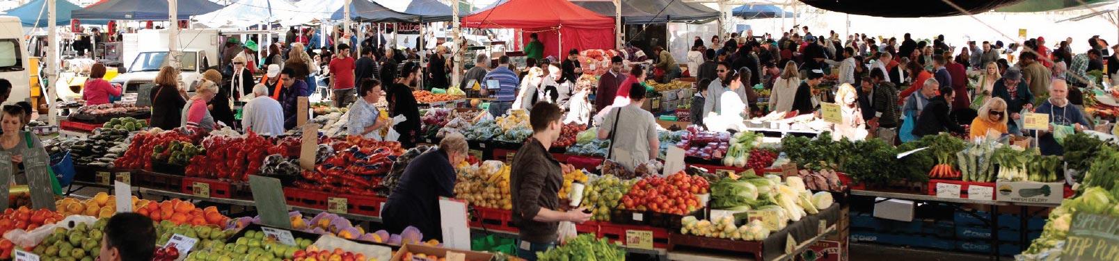 The Brisbane Markets