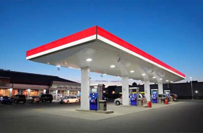 convenience & service stations