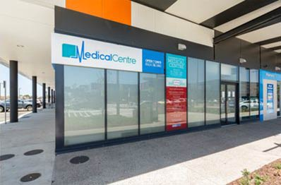 medical & health centres