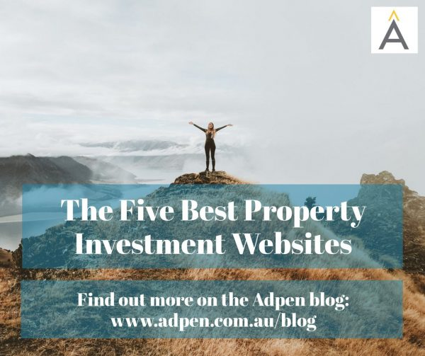 The Five Best Property Investment Websites