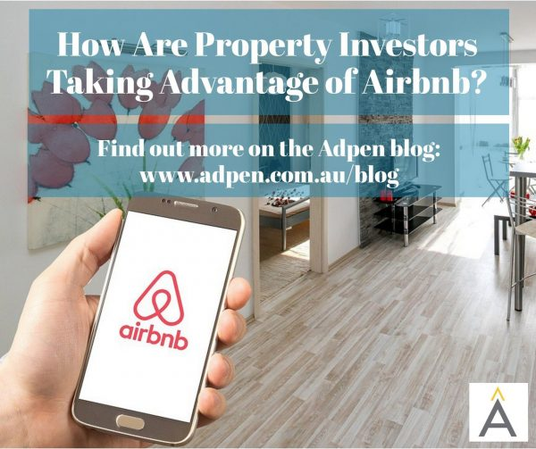 How Are Property Investors Taking Advantage of Airbnb?