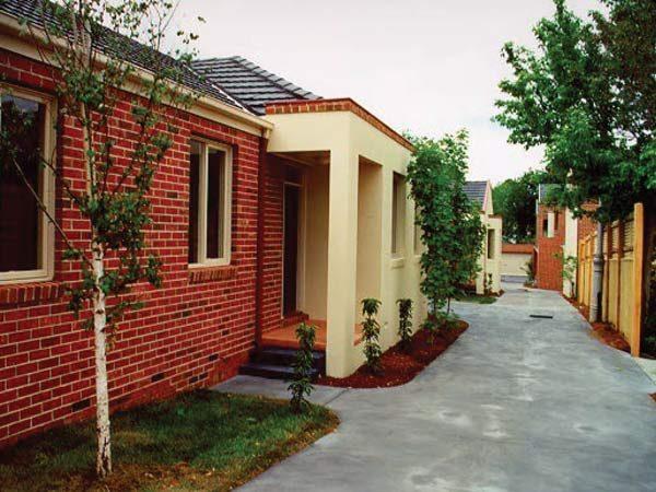 40 Wattle Road - 9 Townhouse Development