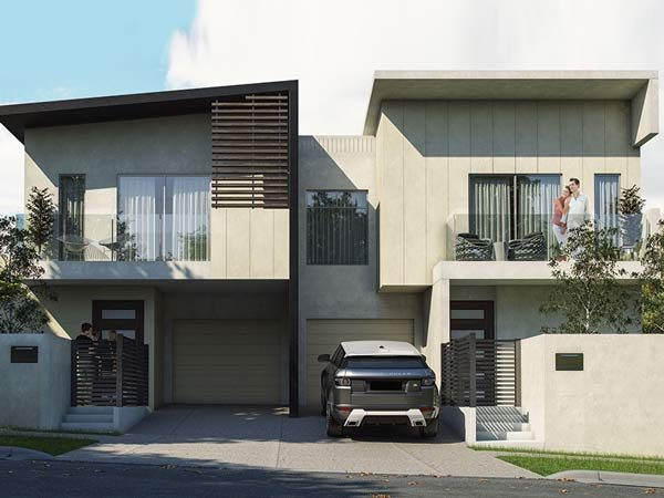 Woodhill Homes, Coorparoo