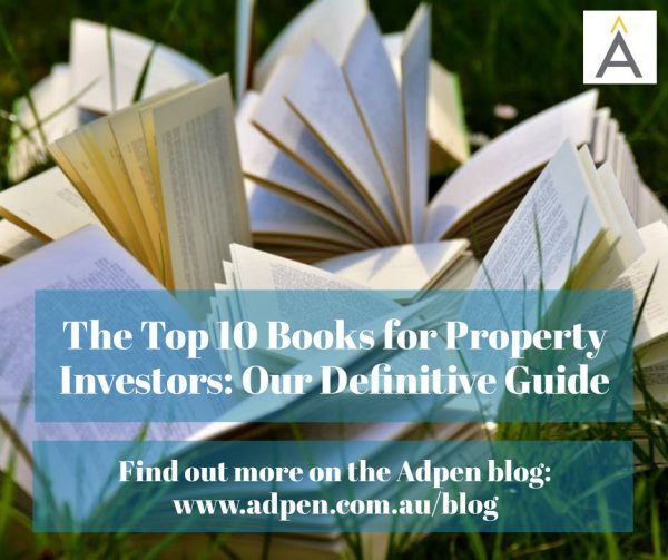 025 top 10 books for property investors