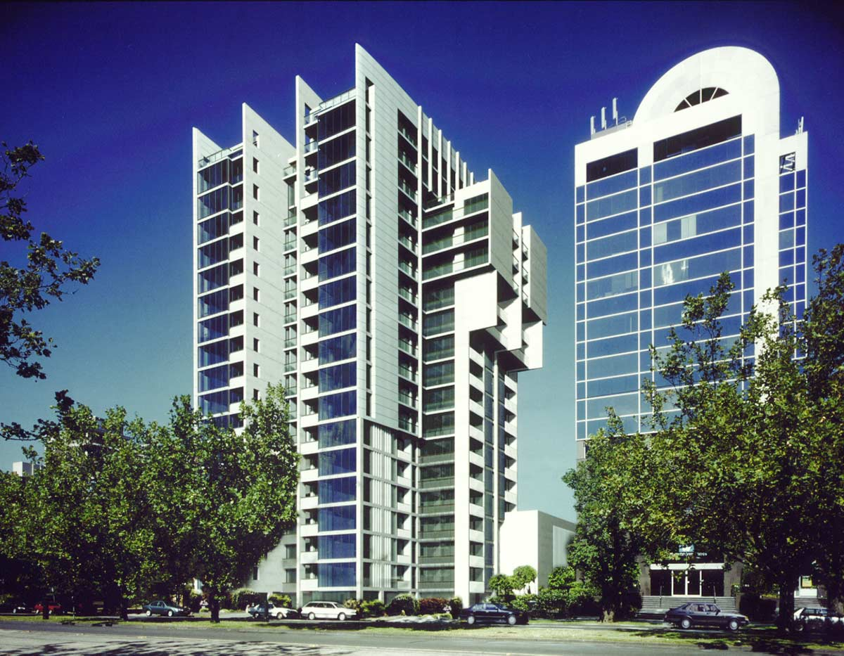 Aurora Apartments, St Kilda, Melbourne