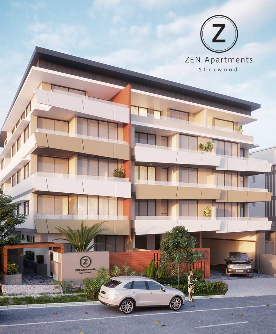 ZEN apartments Sherwood