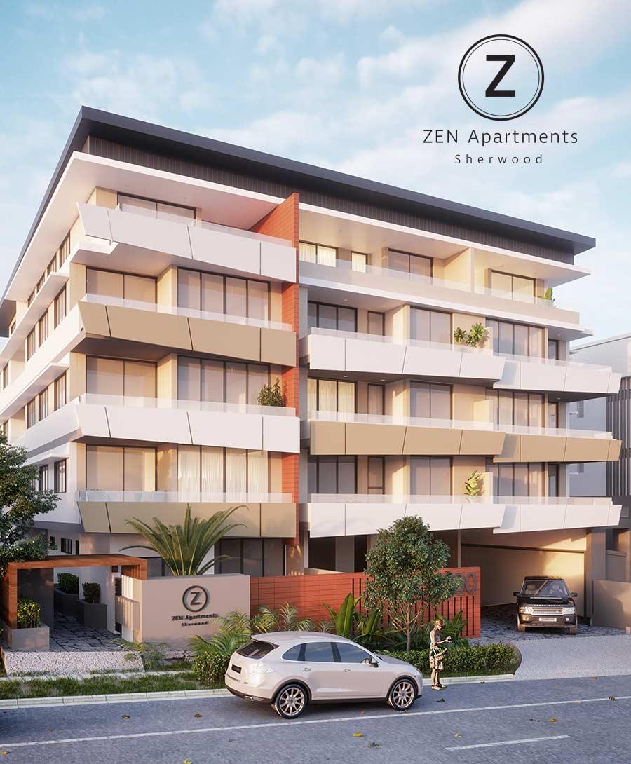 ZEN apartments Sherwood