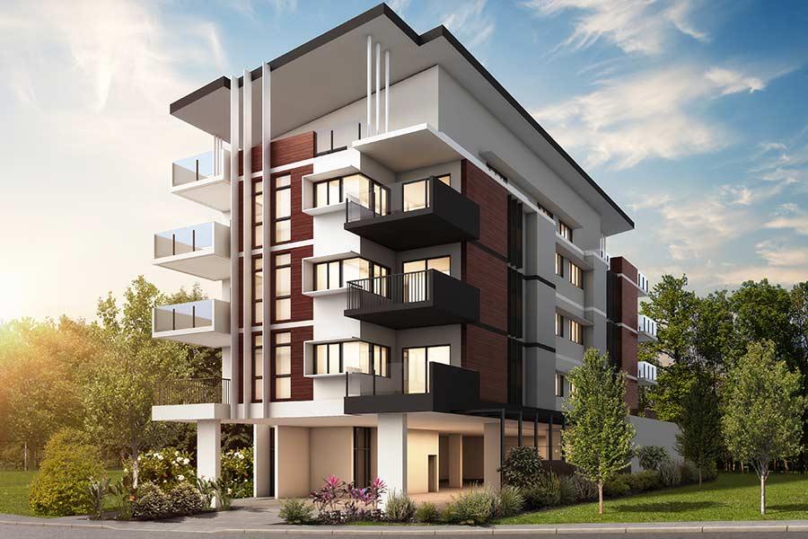 Elevage Apartments, Sherwood