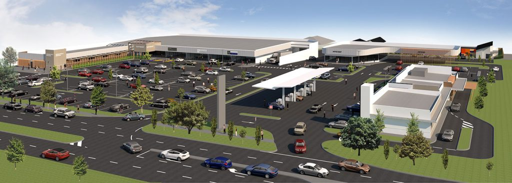 Oakey Flat Road High-yielding commercial convenience centre