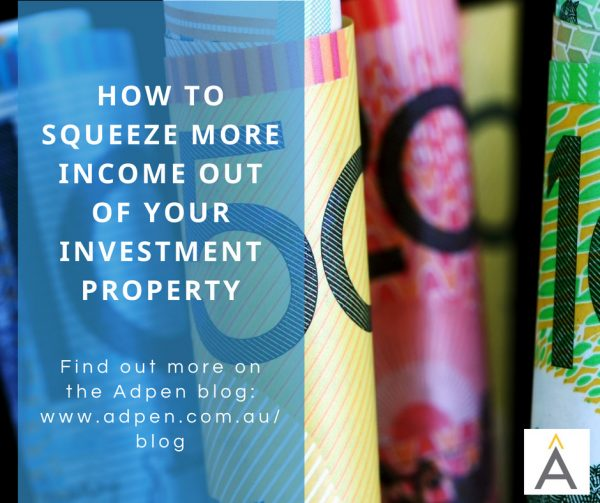 income investment property 1