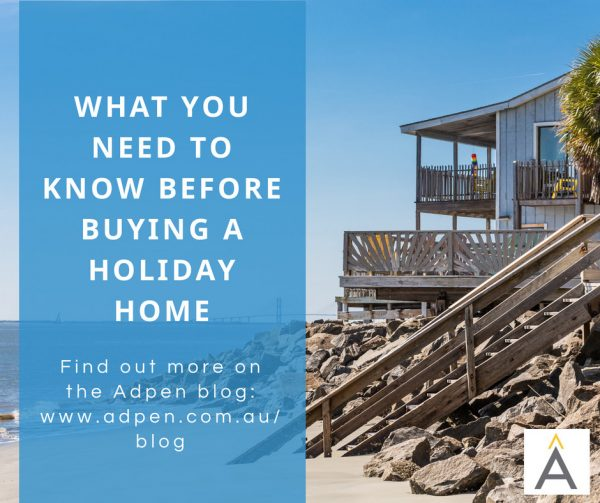 buying holiday home 1
