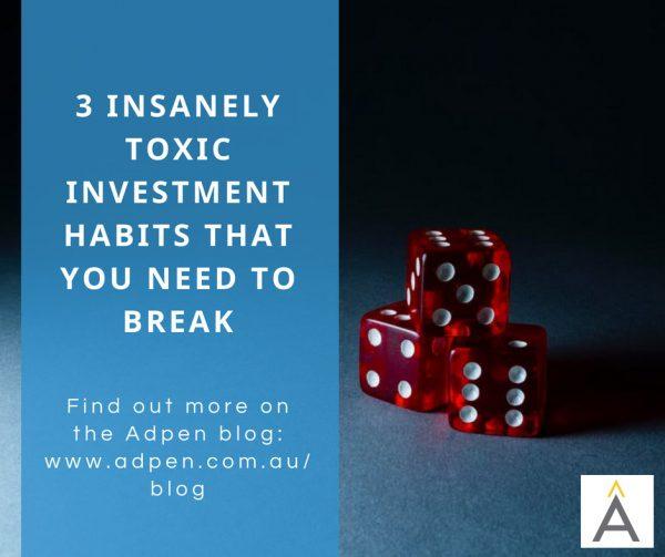 toxic investment habits 1