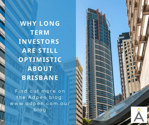 investors optimistic Brisbane