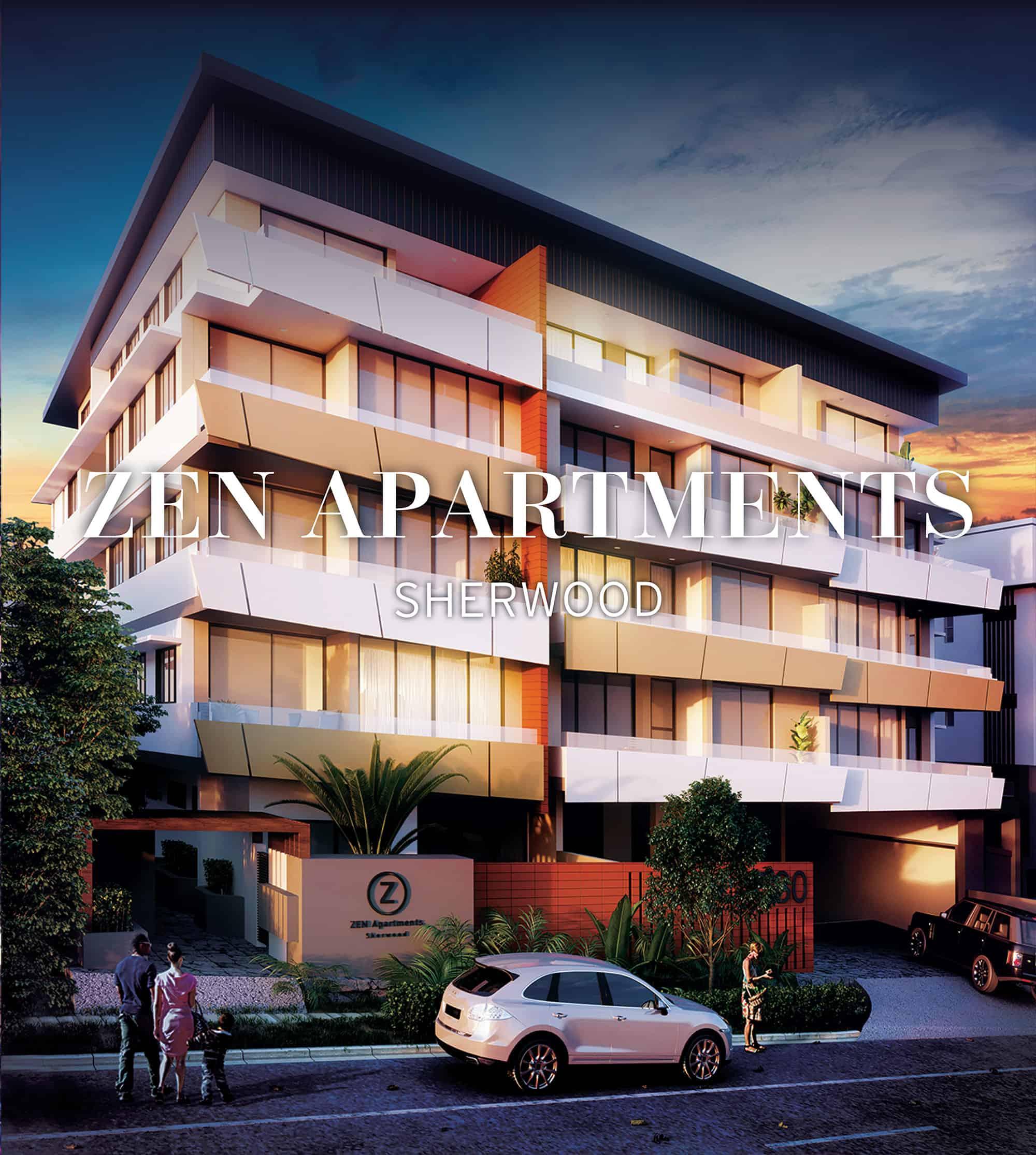 ZEN Apartments, Sherwood